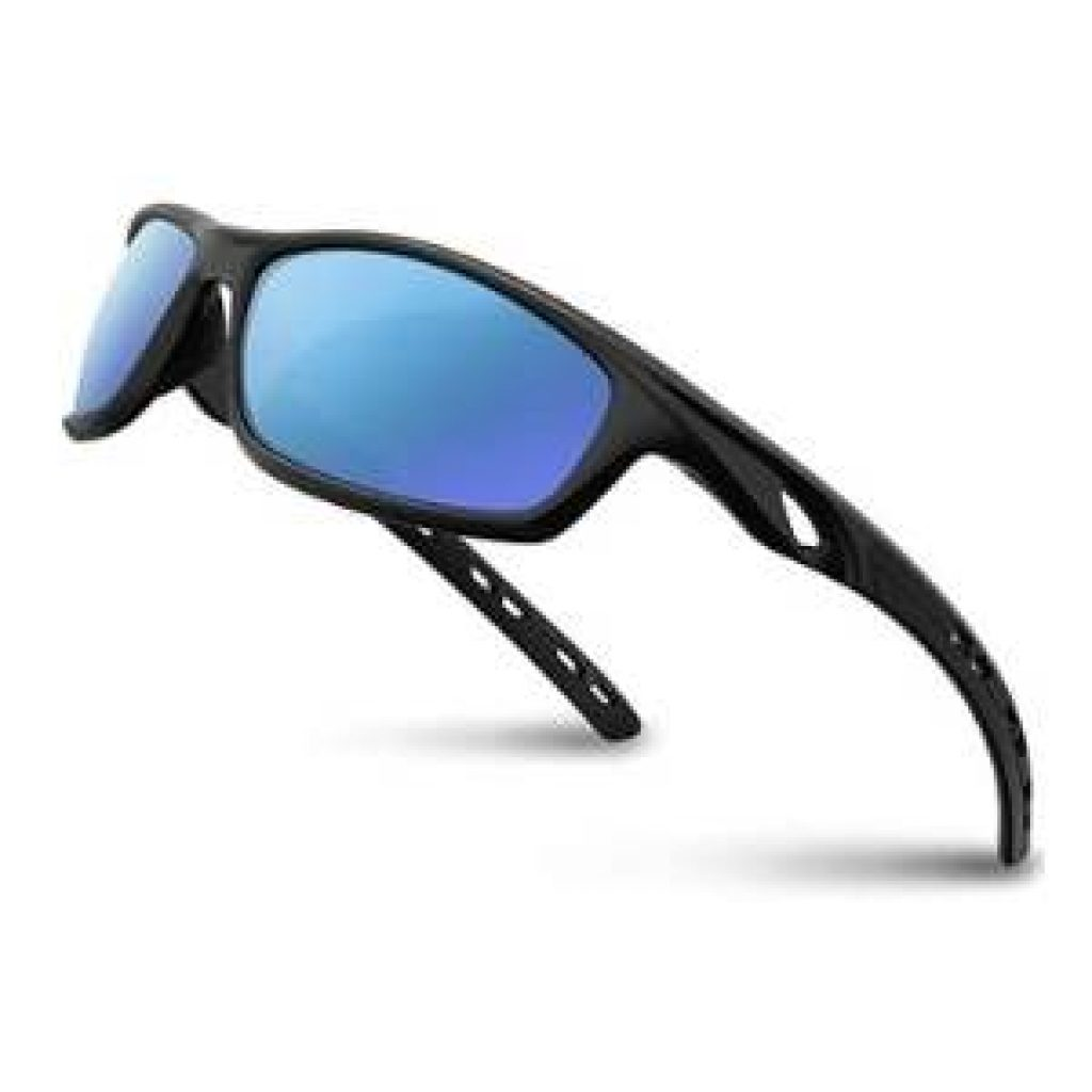 RIVBOS Polarized Sports-Sunglasses for Women