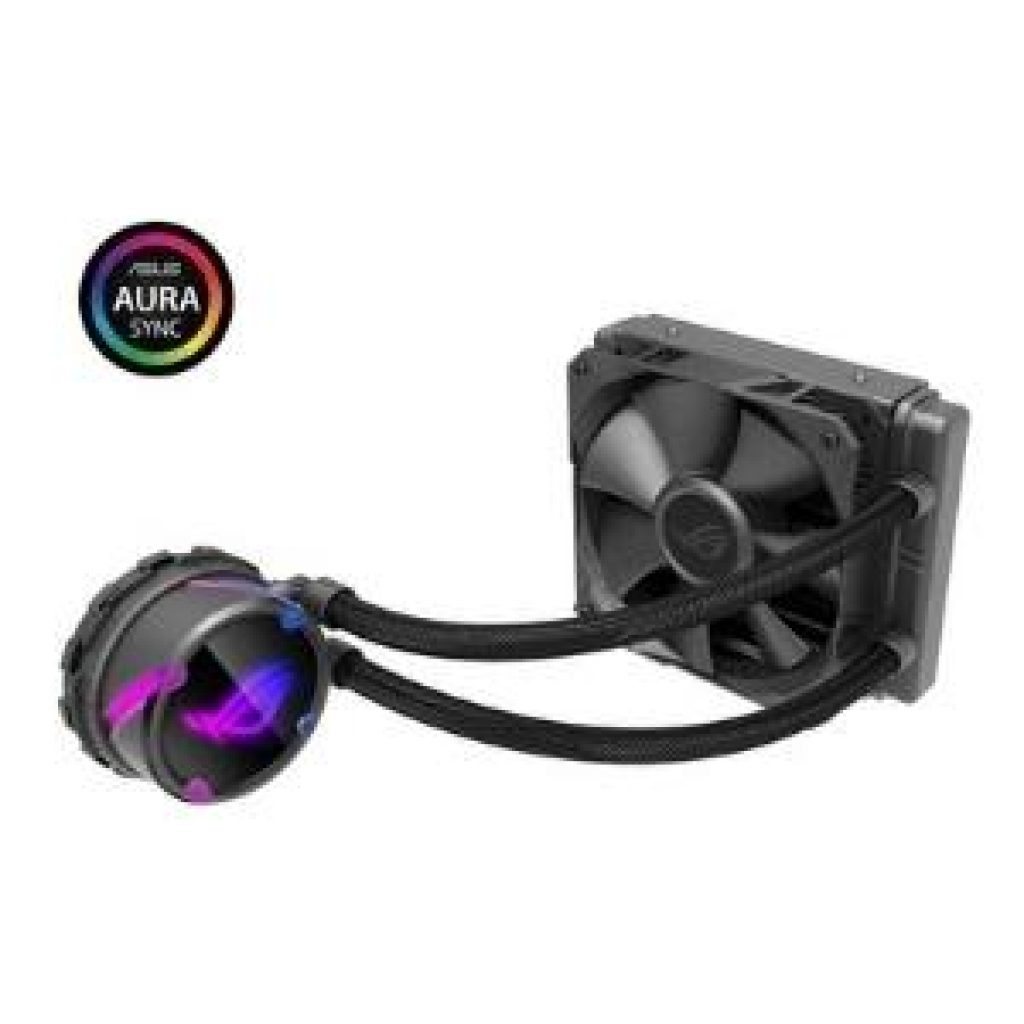 ROG Strix Cooler CPU All In One ROG With Addressable RGB Lighting
