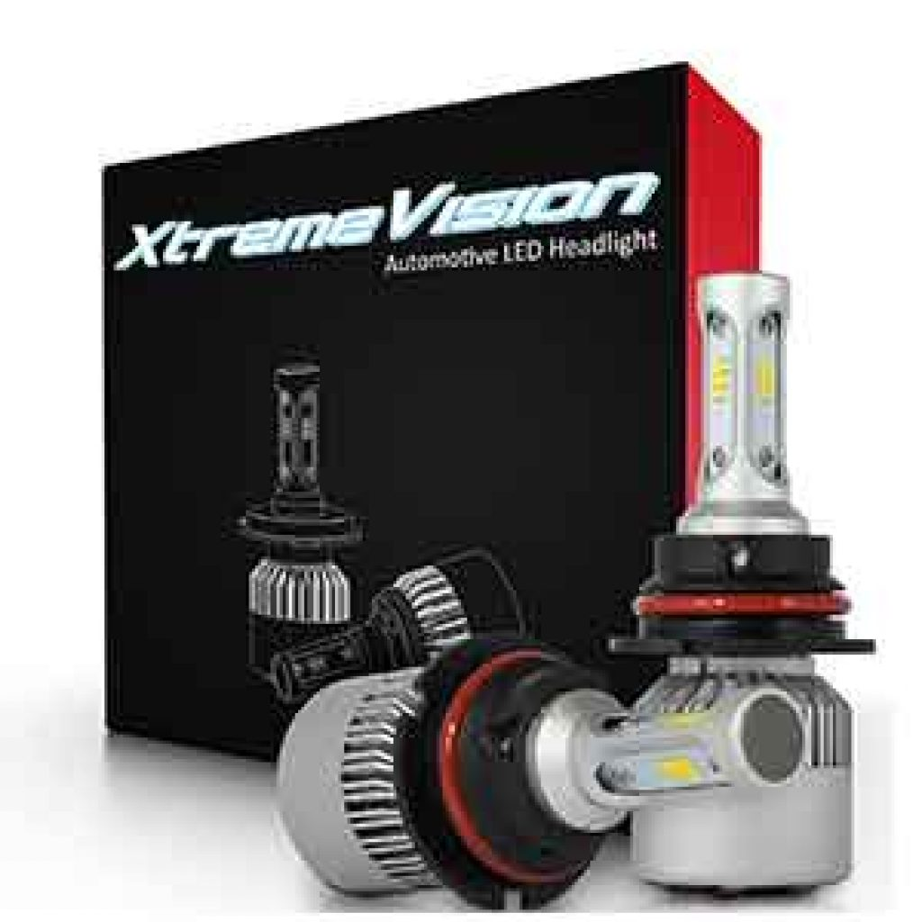 Xtremevision 7G 72W 16,000LM - 9007 Dual Beam LED